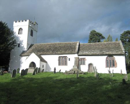 St Cadocs Church Llangattock